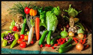 Каталог овощей